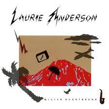 今宵Laurie Andersonと